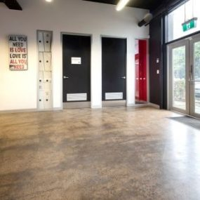 Industrial appearance grind and seal melbourne